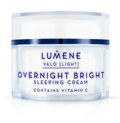 Lumene Nordic-C [Valo] Bright Vitamin C Sleeping Cream (50mL)