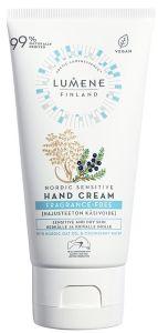 Lumene Nordic Sensitive Fragrance-free Hand Cream (75mL)