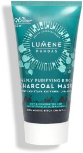 Lumene Purity Deeply Purifying Birch Charcoal Mask (75mL)