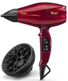Babyliss Hairdryer 2200W Ionic Difuser 6750DE