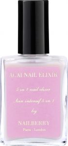 Nailberry Acai Nail Elixir 5 in 1 Nail Treatment (15mL)