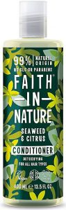 Faith in Nature Detoxifying Conditioner Seaweed & Citrus (400mL)