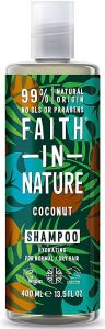 Faith in Nature Hydrating Shampoo Coconut (400mL)