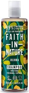 Faith in Nature Smoothing Shampoo Jojoba (400mL)