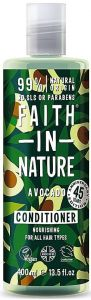 Faith in Nature Nourishing Conditioner Avocado (400mL)
