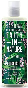 Faith in Nature Cleansing Conditioner Tea Tree (400mL)