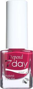 Depend 7 Day Hybrid Polish (5mL) 7234 Inhale Love