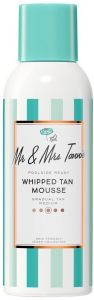 Mr & Mrs Tannie Whipped Tan Mousse (200mL)