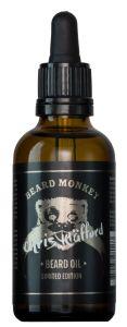 Beard Monkey Beard Oil Peppermint-Raspberry (50mL)