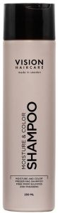 Vision Haircare Moisturizing Shampoo (250mL)