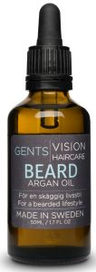 Vision Haircare Gents Beard Argan Oil (50mL)