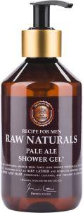 Recipe for Men Raw Naturals Pale Ale Shower Gel (300mL)