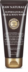 Recipe for Men Raw Naturals 3 In 1 Supernatural Hair & Body Wash (200mL)