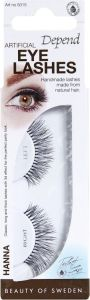 Depend Artificial Eye Lashes Hanna + Glue