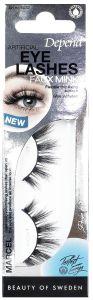Depend Artificial Eye Lashes Marcel + Glue