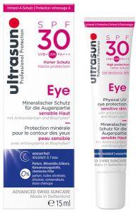 Ultrasun Sun Protection Eye Gel SPF30 (15mL)