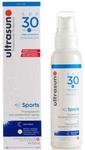 Ultrasun Sun Protection Fluid Sport SPF30 Spray  (150mL)