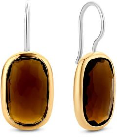 Ti Sento Milano Earrings Gilded 7788TB