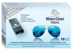 Mister Clean Visual Wet Wipes (16pcs)