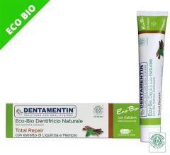 Dentamentin Dentifricio Eco Bio Total Repair Liquirizia E Mentolo (25mL)