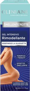 Clinians Snellente Notte Slimming Night Gel (150mL)