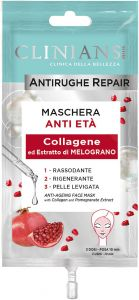 Clinians Antirughe Repair Anti-ageing Face Mask - 3 Uses (15mL)