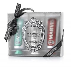 Marvis Travel with Flavour Set (3x25mL)