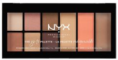 NYX Professional Makeup Go-to Palette (15,3g) Wanderlust