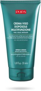 Pupa Multifunction After Sun Face Cream Face, Neck and Decolletage (50mL)