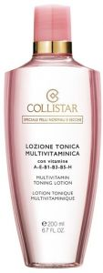 Collistar Multivitamin Toniseeriv Näovesi (200mL)