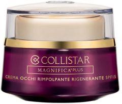 Collistar Magnifica Plus Taastav Silmakreem SPF15 (15mL)