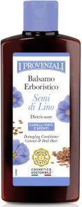 I Provenzali Flaxseed Oil Hair Conditioner Colored & Dull Hair(200mL)