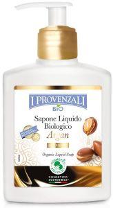 I Provenzali Argan Organic Liquid Soap (250mL)