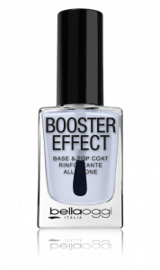 Bella Oggi Booster Effect Base ja Top Coat