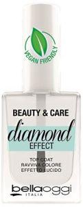 Bella Oggi Topp Coat Diamond Nails