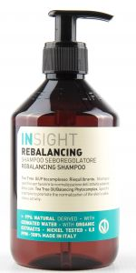 InSight Rebalancing Shampoo (400mL)
