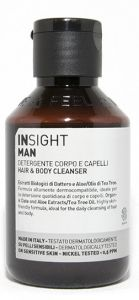 InSight Man Hair & Body Cleanser (100mL)