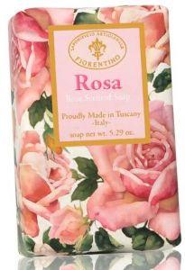 Fiorentino Soap Rose (150g)