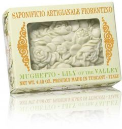 Fiorentino Soap Botticelli Lily Of The Valley (125g)