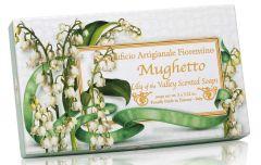 Fiorentino Gift Set Leonardo Lily of The Valley (3x100g)