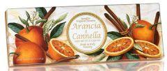 Fiorentino Gift Set Taormina Orange and Cinnamon (3x100g)