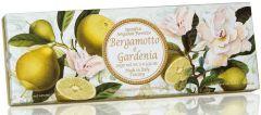 Fiorentino Gift Set Tropea Bergamot And Gardenia (3x100g)