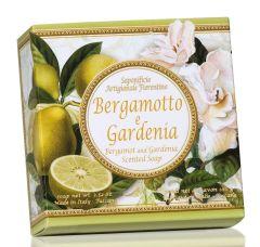 Fiorentino Soap Tropoea Geranium And Gardenia (100g)