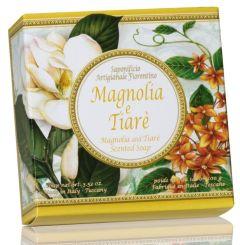 Fiorentino Soap Portofino Magnolia And Tiare (100g)