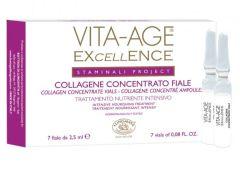 Bottega Di Lungavita Vita-Age Excellence Ampoules (7x2.5mL)