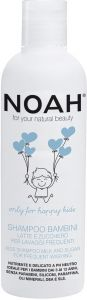 Noah Kids Shampoo Milk & Sugar for Fequent Washing (250mL)