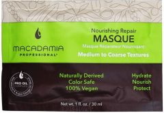 Macadamia Professional Nourishing Moisture Masque (30mL)