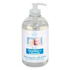 Nesti Dante Liquid Soap Extra Delicate Carolina&Edoardo (500mL)