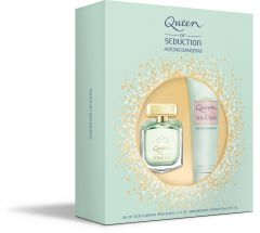 Antonio Banderas Queen Of Seduction EDT (50mL) + BL (75mL)
