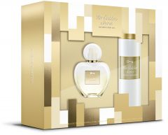 Antonio Banderas Her Golden Secret EDT (50mL) + DSP (150mL)